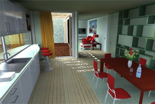 A version interior 1