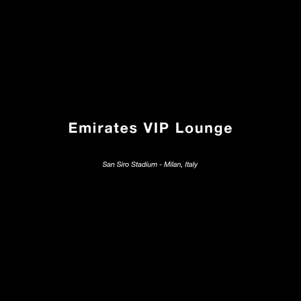 Emirates Lounge Text