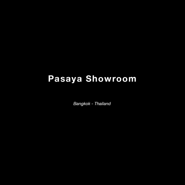 Pasaya showroom text