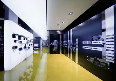 Zanetti Hi-Fi Showroom