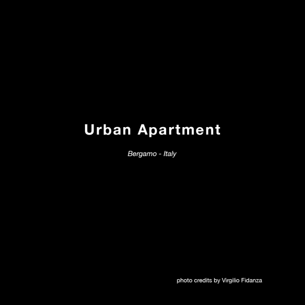 urban apartment text