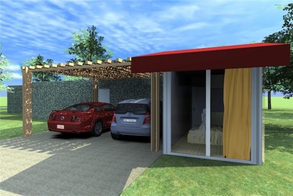 A version exterior 3
