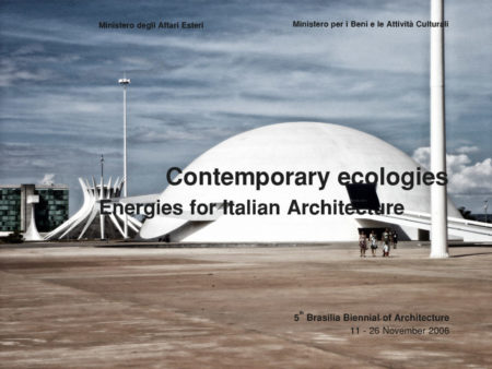 V Biennal of Architecture-Brazil 2006
