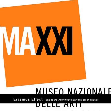 Exposure Architects at MAXXI