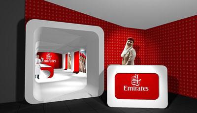Emirates VIP Lounge San Siro