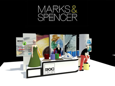 MARKS & SPENCER 2015
