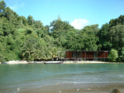 Post-Tsunami House