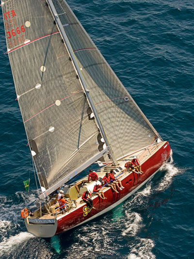 Sleeker 45 Sailboat