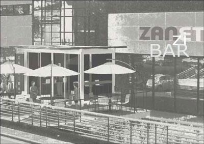 Zanzibar Nomadic Bar